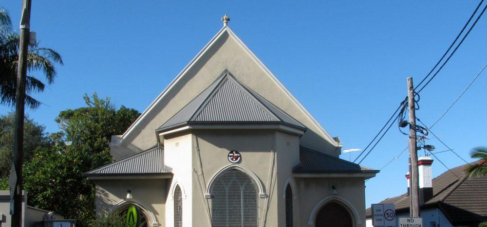 Lugar Brae Uniting Church, Waverley